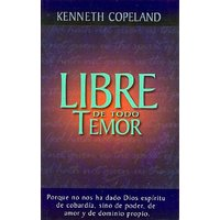 Libertad Del Temor/Freedom from Fear By Kenneth Copeland Pubns (1 June 1995)
