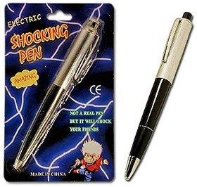 Electric Self Shocking Pens - Set of 2