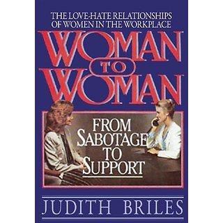Woman to Woman By New Horizon Press Publishers Inc.,U.S. (19 November 1987)