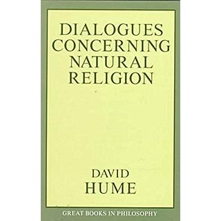 Dialogues Concerning Natural Religion (Prometheuss Great Books in Philosophy) By Prometheus Books; Reissue edition (1 May 1989)