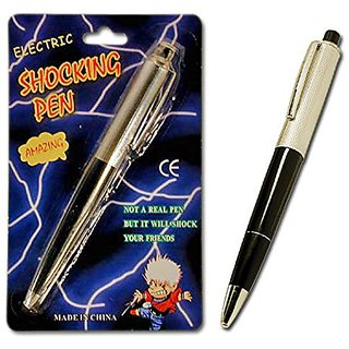 Electric Self Shocking Pens - Set of 2