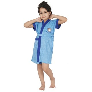 Superior Kids Bathrobe (Dark Sky Dc)