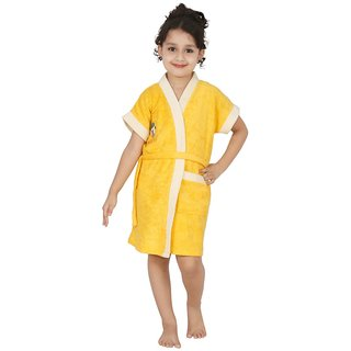 Superior Kids Bathrobe (Gold Dc)