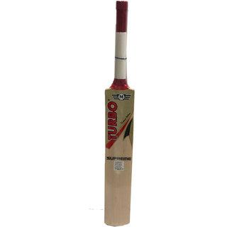 Paras Magic Turbo Supreme Kashmiri Willow Cricket Bat For Leagther Ball