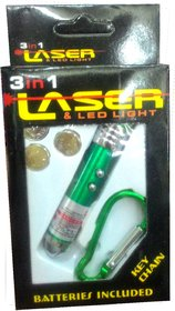 Laser Light with key chain