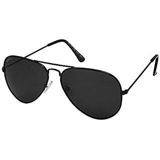 Bull-i Black aviator sunglasses