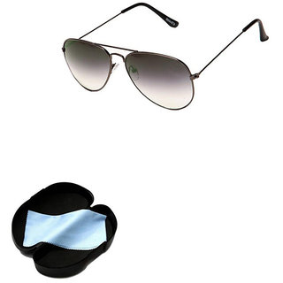 40f570224d Buy Lee Topper Stylish UV Protected Light wight Metal Unisex Sunglasses  Online - Get 91% Off