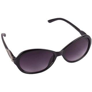 0f700e8a9a Buy Aligator Grey UV Protection Oval Unisex Sunglass Online - Get 91% Off