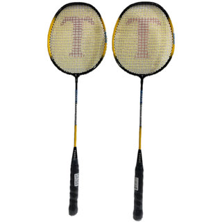 Paras Magic Turbo Yellow Smash 5000 Badminton Pair