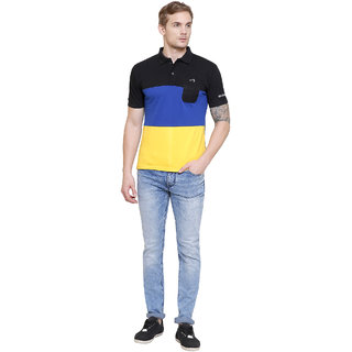 Sassie Men'S Polo T-Shirt With Collar