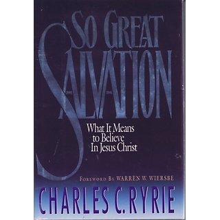 So Great Salvation By Victor Books (1 July 1989)