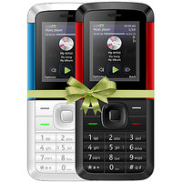Combo Of IKall K5310 (Dual Sim, 1.8 Inch Display, 800 M