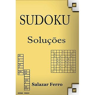 Sudoku Solucoes By Herms Press (5 October 2009)