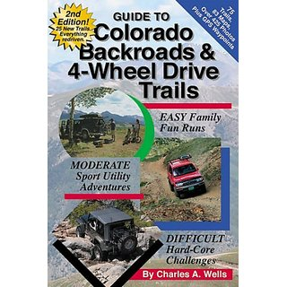 Guide to Colorado Backroads & 4-wheel Drive Trails By Funtreks Inc; 2 edition (30 May 2005)