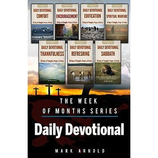 Daily Devotional the Week of Months Series: Volume 8 By Chazown Publishing Company; 1st edition (9 December 2014)