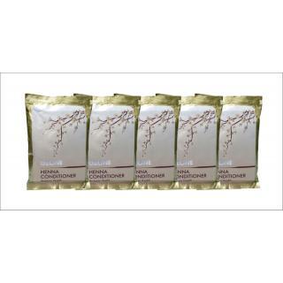 Ozone Ayurvedics Unisex Set of 5 Henna Conditioner