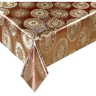 Khushi Creation Printed Center Table Cover 2 Seater 3654 Inches