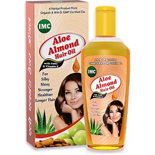 Almond Hair Oil (100ml.)(Combo)