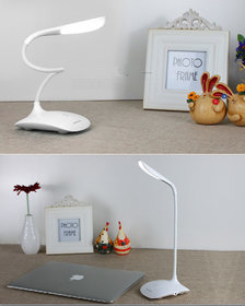 Led Touch Lamp 360 rotation rechargeable battery USB
