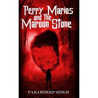 Perry Marios and the Maroon Stone
