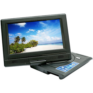 ABB In ABB 9.8 Inch DVD Player With TV Feature