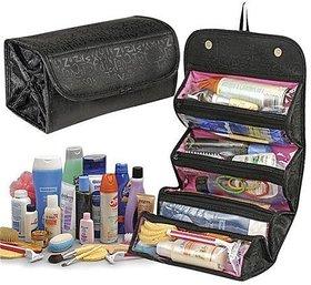 Roll N Go Travel Buddy Toiletry Bag / Bag Organizer by Shopaddictions