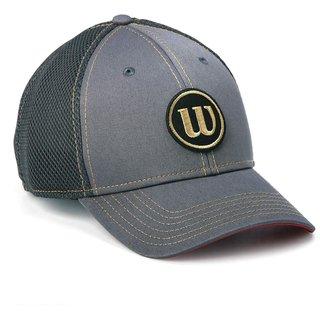 Wilson Classic Grey 100 Years Cap - Grey L / XL