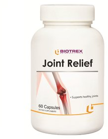 Biotrex Joint Relief - Supports Healthy Joints 60 Capsules