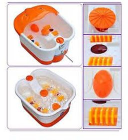 FOOTH BATH MASSAGER FREE 1 HANDS FREE