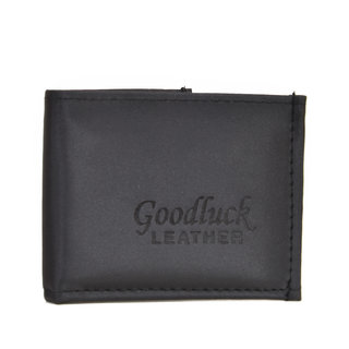 Stylish Black Faux Leather Wallet (Synthetic leather/Rexine)