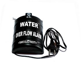 Automatic Water Tank Overflow Controller Alarm Indicator, Size- 16/11 cm