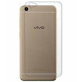 NIK TECH ONLINE High Quality TRANSPARENT back cover for Vivo Y55