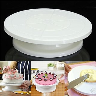BANQLYN Cake Stand Cake Turntable For Decoration