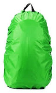 Rain Cover  Dust Cover for Laptop Bags and Backpacks Green