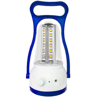 24 Bright LED DLX With Charger Rechargeable Emergency light