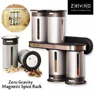 BANQLYN Zero Gravity Magnetic Spice Rack