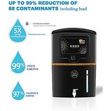 Protek Elite Plus with L.E.D Indicators 12 L RO + UV + UF + TDS Water Purifier