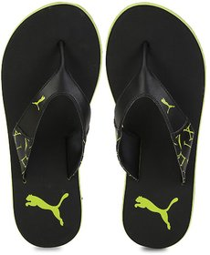 Puma Winglet II DP Green Black Slippers