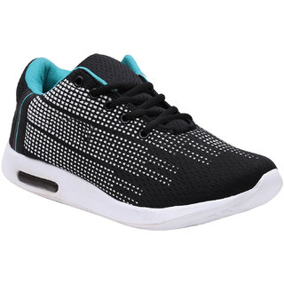 CF Better Deals Mens Black Running Shoes