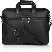 Novex Cave Black Laptop Bag