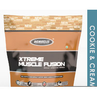 Big Muscles Xtreme Muscle Fusion 11 Lb (Cookie & Cream)