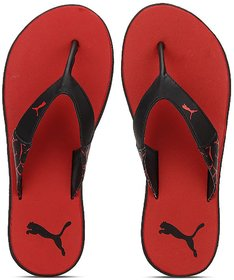 Puma Winglet II DP Red Black Slippers