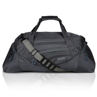 Novex Lite Grey Travel Duffel Bag
