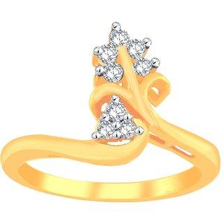 Avnni By Nakshatra Diamond Ring AR195I1-JK14Y