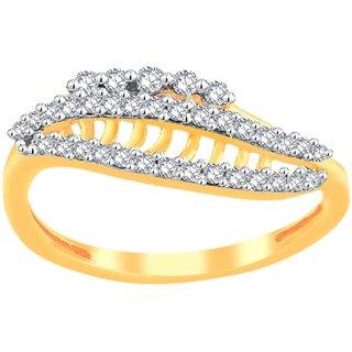 Avnni By Nakshatra Diamond Ring DR825I1-JK14Y