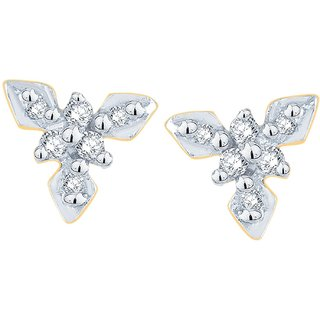 Avnni By Nakshatra Diamond Earrings LE3148SI-JK14Y
