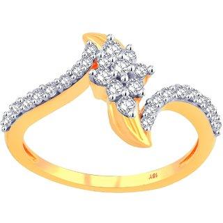 Avnni By Nakshatra Diamond Ring ER941I1-JK14Y