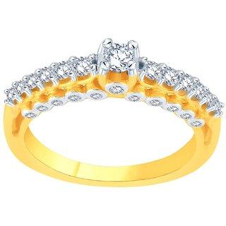 Glitterati By Asmi Diamond Ring DR055I1-JK14Y