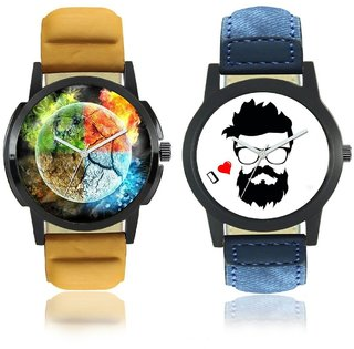 5 STAR SPECIAL OR ROCK Men's Analog Watch