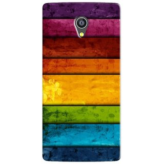 PREMIUM STUFF PRINTED BACK CASE COVER FOR SWIPE KONNECT PLUS DESIGN 5033